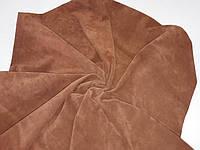 Спил-велюр RIVA коричневый ПРАЛИНЕ  1.0-1.2 Италия