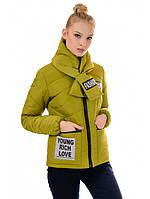 Стильная куртка женская деми