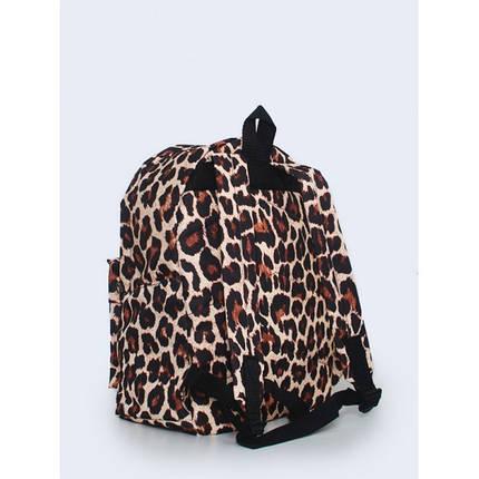 Рюкзак Леопардовая расцветка, фото 2