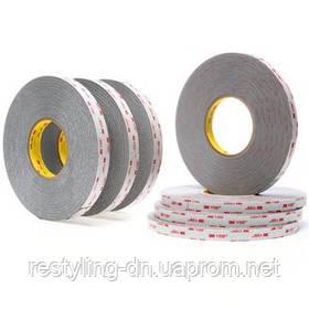 3M™ Акриловая двухсторонняя лента ( скотч ) VHB RP25 9мм х 66м, толщ. 0,6мм
