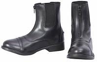Ботинки для конного спорта, женские, на молнии