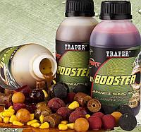 Жидкая добавка бустер Traper ''Красный червь''