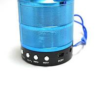 Портативная Bluetooth колонка WS-887, фото 1