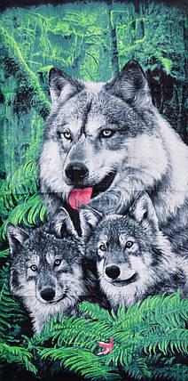 Пляжное полотенце Wolf (арт. V1061/29), фото 2