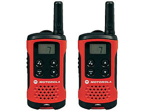 Рация PMR Motorola T40 Red (T40)