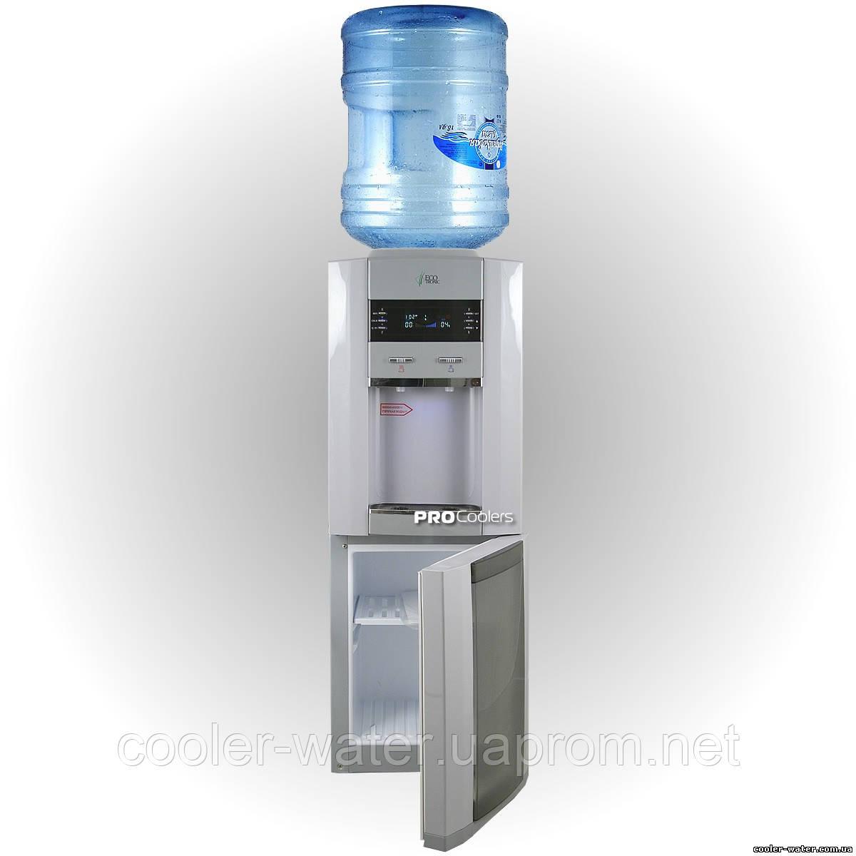 """Кулер для воды Ecotronic G2-LFPM Silver - Интернет-магазин """"cooler-water"""" - Кулеры и аксессуары для воды в Киеве"""