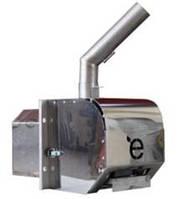 Автоматичний пелетний пальник КОМФОРТ-35,Автоматическая пелетная горелка КОМФОРТ-35