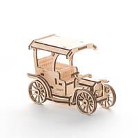 """Развивающий деревянный конструктор 3D пазл """"Бьюик"""" (оригинальная сборная объемная модель из дерева)"""