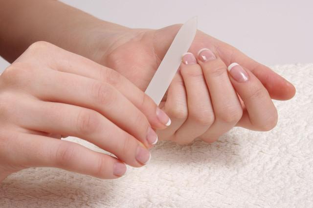 пилки и бафы для ногтей