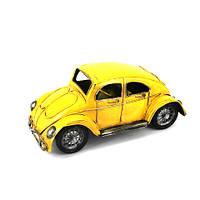Модель автомобиля Volkswagen Zuk желтый 1811B
