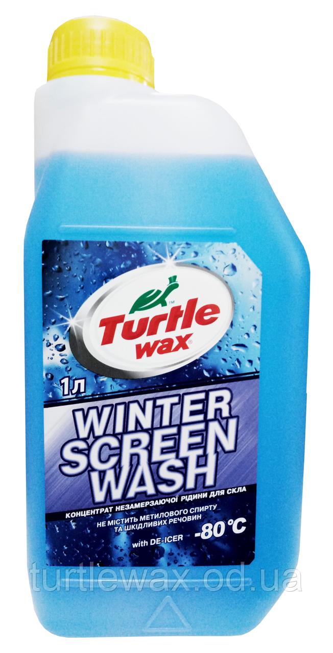 Концентрат омывателя зимний Turtle Wax -80ºС