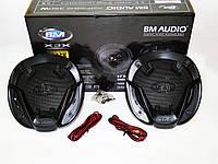 Автомобильная акустика BOSCHMANN BM AUDIO XJ1-G646T3 16см 350W 3х полосная, фото 1