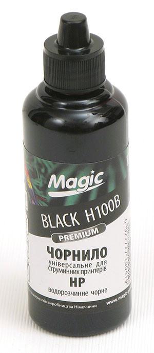 Чернила универсальные Magic HP Black 100 мл