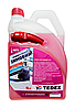 Жидкость омывателя зимняя TEDEX 4л