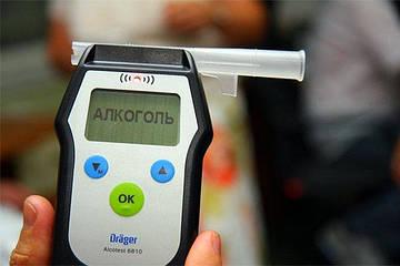 Как теперь полицейские будут проверять водителей на алкоголь (ВИДЕО)