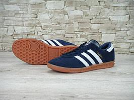 Кроссовки Adidas Hamburg Navy Gum