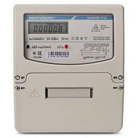 Трёхфазный однотарифный электросчетчик ЦЭ 6804-U/1 1-7,5А 3ф. 4пр. МР32 Энергомера