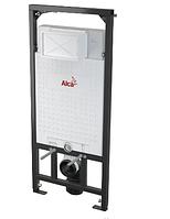 Комплект : система инсталляции A101/1200 с хромированной кнопкой M71, A101/1200+M71, Alcaplast (Чехия)