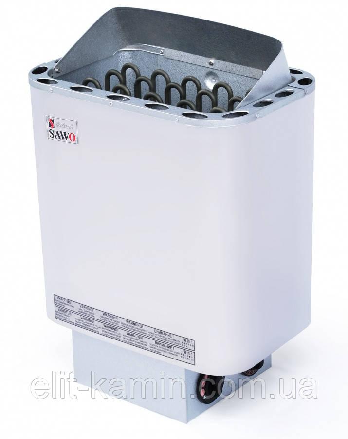 Электрокаменка Sawo Nordex NR-45 NBB (с пультом управления)
