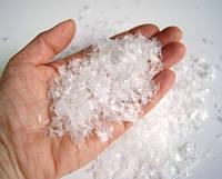 Как сделать искуственный  снег для поделок своими руками