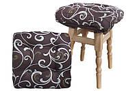 Подушка на стул  35х35х7 тм DOTINEM