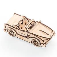 """Развивающий деревянный конструктор 3D пазл """"BMW"""" (оригинальная сборная объемная модель из дерева)"""