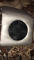 Вытяжки настольные (пылеуловители) для маникюра серебро цвет