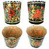Форма для выпекания пасхальных куличей золото 250 г., фото 2