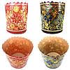 Форма для выпекания пасхальных куличей золото 250 г., фото 5