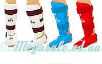 Защита голени с футами для единоборств DAEDO 5074: 3 цвета, S/M/L/XL