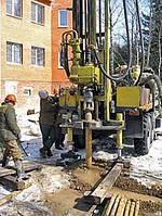 Скважина  с промывкой Васильков