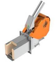 Автоматичний пелетний пальник UNI-MAX 25,Автоматическая пелетная горелка UNI-MAX 25