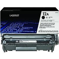 Заправка картриджа HP 12A (Q2612A) для принтера LJ 1010, 1012, 1015, 1018, 1020, 1022, 3015, 3020, 3030