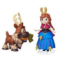 "Игрушка Hasbro Frozen Холодное сердце ""Анна и Свен"" (B5185)"