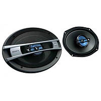 Автоакустика Sony XS-GTF6926 копия 15х23 см, динамики овалы четырехпол