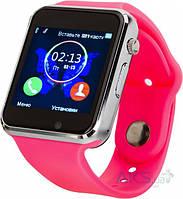 Умные часы UWatch A1 Pink