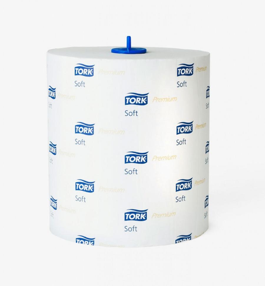 Бумажные полотенца в рулонах Tork Premium