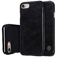 Чехол Nillkin Qin Leather Series Apple iPhone 7 Plus Black
