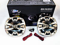 Автомобильная акустика BOSCHMANN BM AUDIO XJ2-6788 M3 16см 300W 3х полосная