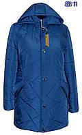Батальная весенне осенняя женская куртка 52-70