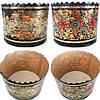Форма для выпекания пасхальных куличей золото 375 г. , фото 8