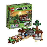 Конструктор LEGO Minecraft 21115 Первая ночь