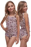 Комплект для девочки: майка+трусы , фото 1