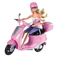 """Кукольный набор Штеффи """"Прогулка на скутере"""" (5730282)***, фото 1"""