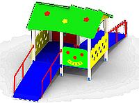 Детский игровой комплекс E16