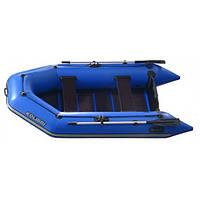 Надувная моторная лодка (с пайолом слань-коврик) Стандарт KDB КМ-280 /68-443