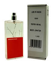 Armand Basi In Red Eau De Toilette Tester 100 ml