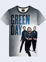 Футболка Green Day фото