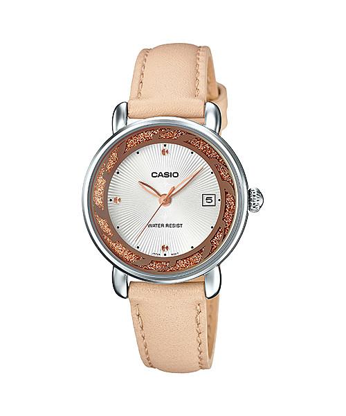 Женские часы Casio LTP-E120L-7A1VDF
