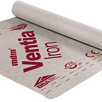 Мембрана гидроизоляционная MDM (МДМ) Ventia Iron (Вентия Айрон)